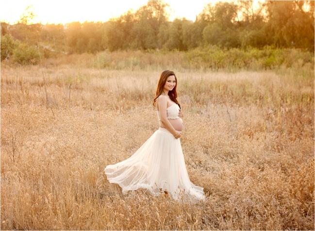 Orange county ca maternity photographer jodie and robert
